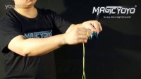 Magicyoyo Present YoYo Tutorial 1A-02-Roll the string