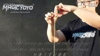 Magicyoyo Present YoYo Tutorial 1A-01-Set up the string