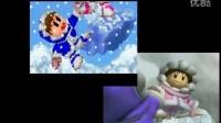 【2D像素】《任天堂明星大乱斗DX》开场动画(对比版)