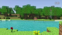 当海绵宝宝来到我的世界-PN.2  Minecraft3D