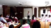 培訓師 薛寒冰《領導干部當講師——管理者臺上講話實戰訓練 現場糾正指導》萬達集團北京CBD全體管理層