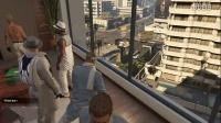 老白解说GTA5:明哥城里寻出路,过命老兄弟来帮忙!