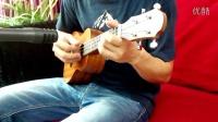 《同一屋檐下》ukulele指弹 江老师