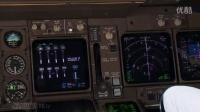 PilotsEYE 飞行员之眼之汉莎航空B747法兰克福--洛杉矶