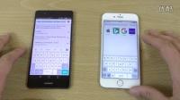 Huawei P9 对比 iPhone 6S - 速度和照相测试
