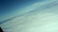 【高清】飞行员之眼-A330 法兰克福-西雅图(参观波音工厂)