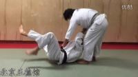 【北京正德馆柔道】连络技 大外刈接袖吊