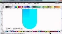 CorelDRAW 色彩之谜立体表现 cdr教程从入门到精通