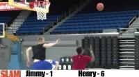 吉米巴特勒 单挑 NBA16年 新秀 大白 亨利 爱伦森
