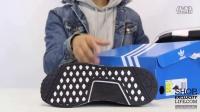 Adidas NMD PK Runner Black   White 实物细节近赏