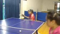 20160606151835袁义兴乒乓球群方指导女儿训练视频
