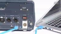 HS-2200视频教程_15logo台标、时钟、切换计时的使用方法