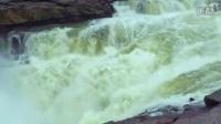 我们拍摄的壶口瀑布