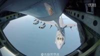 B-52空中受油