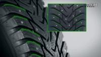 芬兰诺记轮胎 Nokian Hakkapeliitta 8 SUV