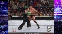 WWE布洛克莱斯纳vs哈迪兄弟精彩剧情(中文解说03)