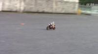 遥控摩托车 REPSOLにサウンドシステムESS-ONE ②