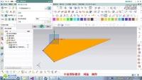 ug8.0教程草图设计029-投影曲线_学UG就上UG网