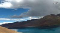 岗巴拉山顶 羊湖