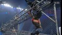摔角 摔跤 wwe冠军赛铁笼赛 约翰赛纳对米兹对约翰莫里森_标清