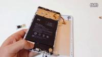 小米MAX简单拆解分析:原来有想过上NFC?