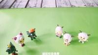 喜羊羊与灰太狼之智救美羊羊 儿童卡通动漫玩具故事游戏