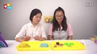 童乐玩玩具-太空沙做蛋糕和曲奇饼干|动力沙