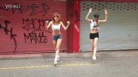 【曳舞青春】Ted cadey  seve ¦ Korean models Shuffle Dance Cover