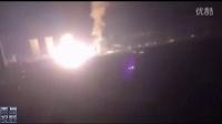 西安南郊一电厂发生爆炸