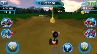 黑猫警长 第一期:极限追击VOL.1 一只耳越狱,追捕开始 竞速游戏