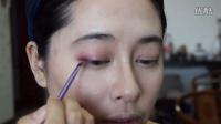 【兔爹】sleek妆教 新手眼线 睫毛夹对比
