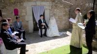 法国普罗旺斯中世纪古堡婚礼|爱薇时海外婚礼