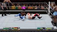 WWE 2K16神秘人艾尔布雷泽和魔蝎大帝双打赛