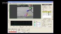 运动员跑步分析测试-高速摄像机+Xcitex软件