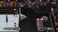 """【WWE 2K16】神秘人""""艾尔布雷泽""""技巧流双打赛"""