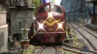 电力机车 和 内燃机车 和 蒸汽机车 和 型电力机车 和 火车模型 和 微缩景观