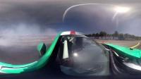 360 VR 全景 方程式漂移大赛Formula Drift RND 4 - Dajiro vs Dmac