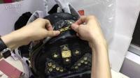 双肩背包mcm韩国代购双肩包Bigbang同款双肩背包书包旅行包奢侈品招代理免费加盟一手货源一件代发朋友圈高仿精仿一比一复刻正品原版原单微信375959018