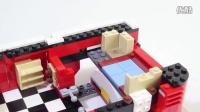 Lego Creator 10220 Volkswagen T1 Camper Van 乐高 大众T1 旅行车