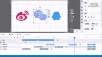 MG动画制作软件|万彩动画大师教程:物体侧边栏介绍
