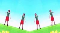 韩黎纱广场舞学做视频(4)传递正能量