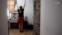 广州美丽依旧舞蹈课堂动感健身操之九背面分解演示