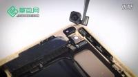 iPad Air 2 更换后置摄像头 维修教学视频 【草包网】