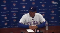 CIN@TEX Banister on Lewis' injury in 8-2 loss