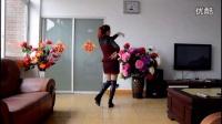 广场舞--甜蜜的爱情--风度翩翩视频剪辑_201606232037