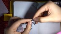 【Katniss的手帐视频】手帐排版分享1