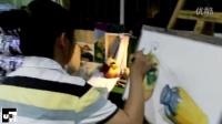 【广州FUN绘画工作室】 绘画装饰你的梦