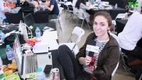 【动点科技】TC黑马现场采访 | 什么样的点子可以赢得2万奖金?