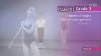 英国皇家舞蹈学院芭蕾教学 三级课程