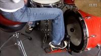 19【架子鼓教程】地鼓的使用技巧